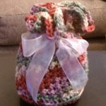 crocheted bag 3